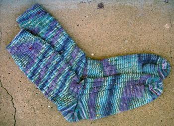 47 Thuja Socks
