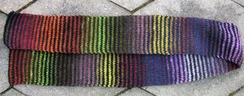 07 Noro Striped Scarf
