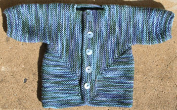 22a Baby Surprise Jacket