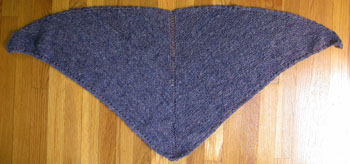 40a Appalachian Shawl