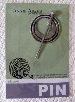 04 Shawl Pin