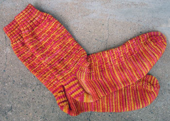 44a Charade Socks
