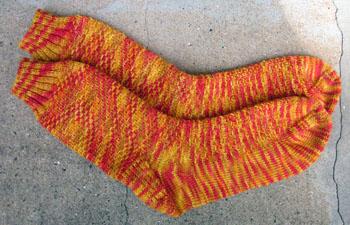50 Crusoe Socks