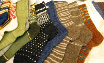 3 socks