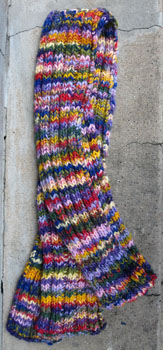 60a Very Long Scarf