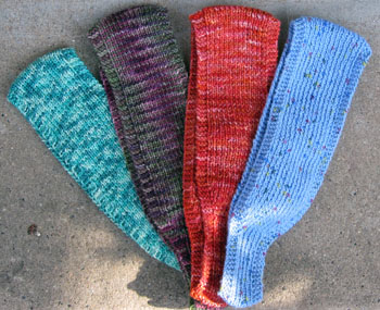 75-77 & 79 Knitch Cashmere Sock Headband
