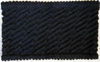 89 Spiral Cowl