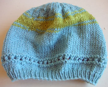 14 Sprout Baby Hat