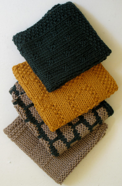 18b Dishcloths