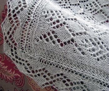 05c Celes Shetland Lace Stole