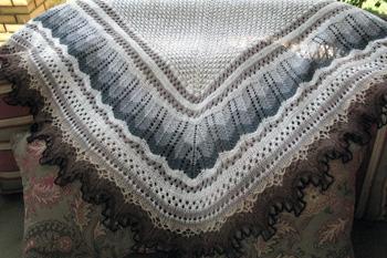 09e Icelandic Lace Shawl-Thordis
