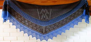09d Washington Square Shawl