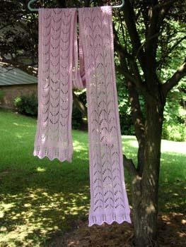 A_estonian_peacock_lace_scarf