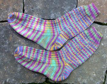 A_slip_stitch_socks