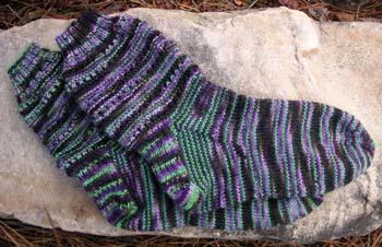 Eyelet_ridge_socks