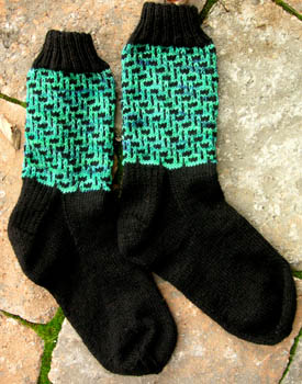 Mosaic_socks
